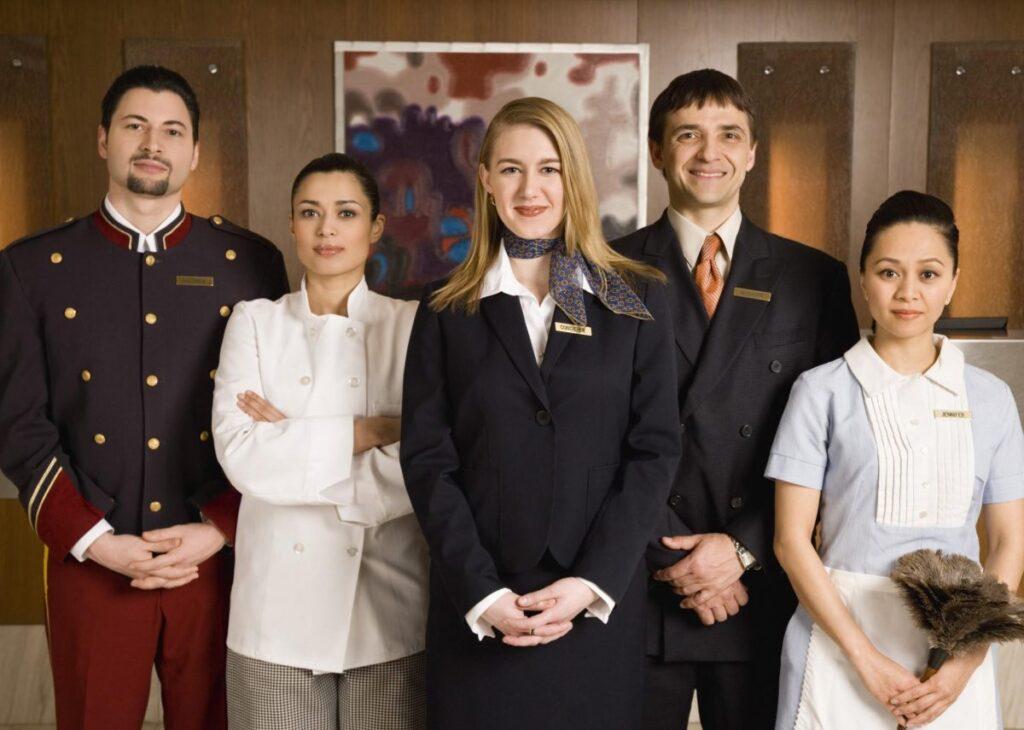 Cơ hội việc làm mở rộng cho sinh viên ngành Quản trị Khách sạn