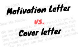 Cách viết motivation letter – cover letter làm siêu lòng nhà tuyển dụng