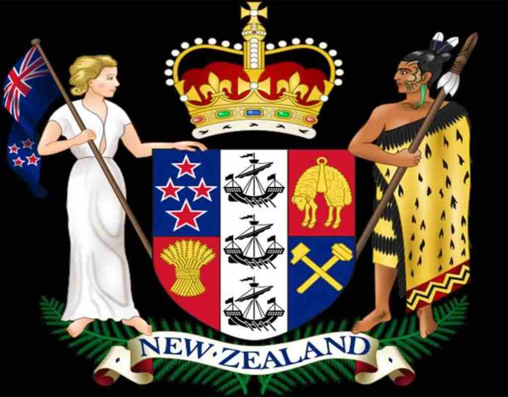 biểu tượng của new zealand