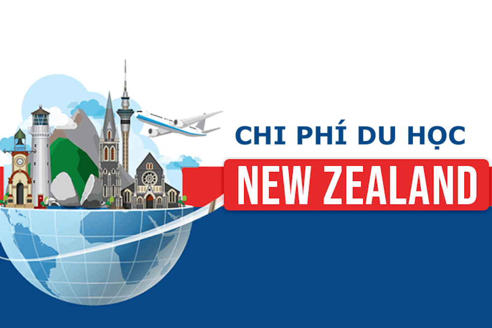 Chi phí du học ở New Zealand