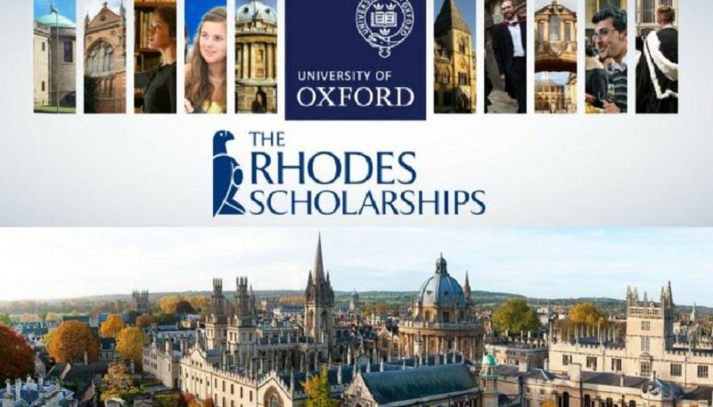 Đại Học Oxford - Học bổng  Rhodes