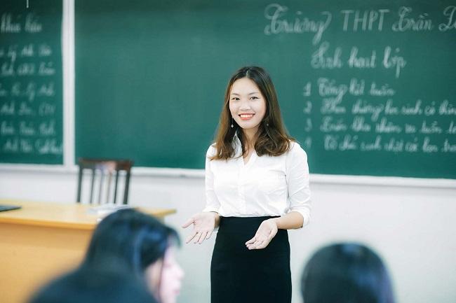 Tiềm năng khi chọn học ngành Sư phạm