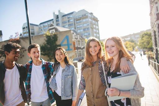 Chính sách của New Zealand dành cho sinh viên quốc tế