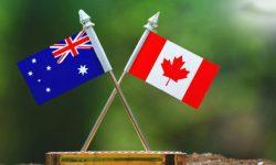 Nêu đi học du học Canada hay Úc?