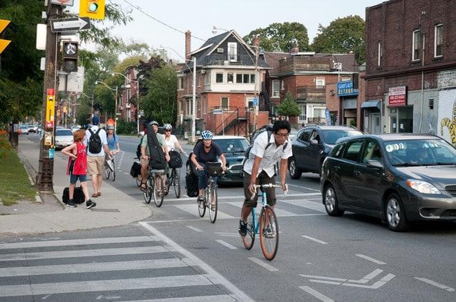 Phương tiện di chuyển tại Toronto